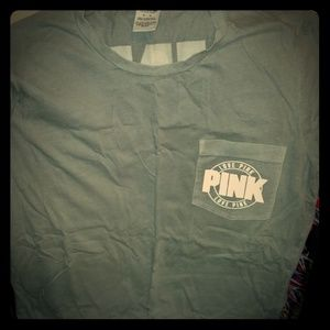 Brand new PINK TEE